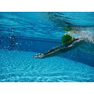 Schwimmmütze aus Silikon