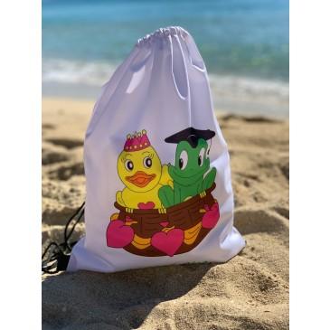 Fred & Gina waterproof bag