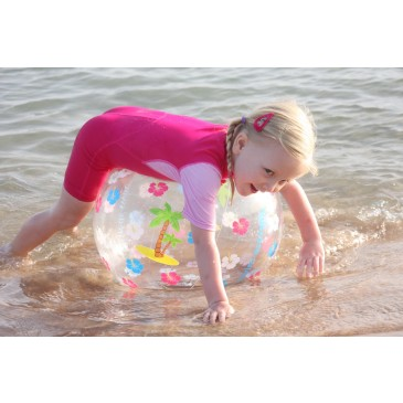 Balle de plage