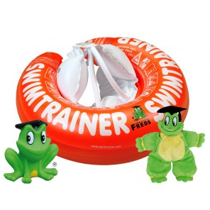 SWIMTRAINER bundle rouge