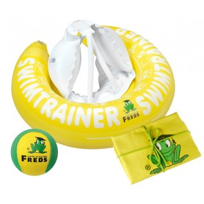 SWIMTRAINER bundle jaune