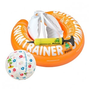 SWIMTRAINER bundle orange